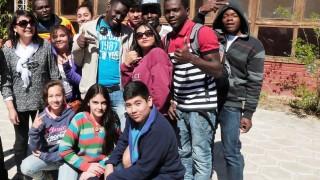 Foto 05 Actividad con inmigrantes